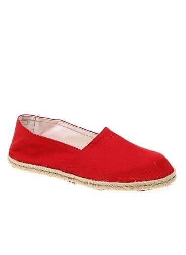 Zabattigli Casual Ayakkabı Kırmızı
